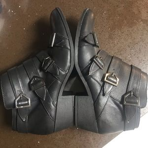 Sam&libby ankle boots size 9